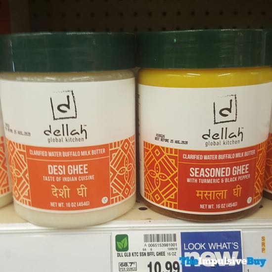Dellah Desi Ghee and Seasoned Ghee