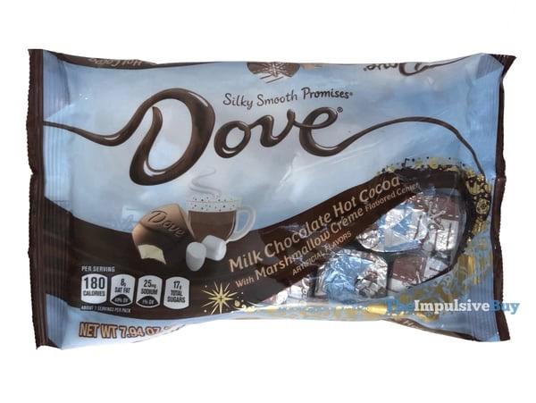 Dove Milk Chocolate Hot Cocoa Promises