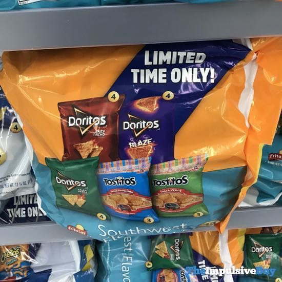 Frito Lay Southwest Flavor Mix
