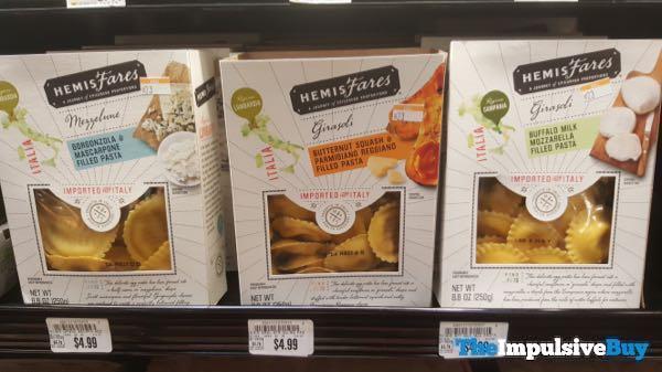 HemisFares Filled Pasta 2