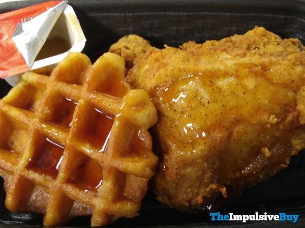 KFC Chicken  Waffles 3