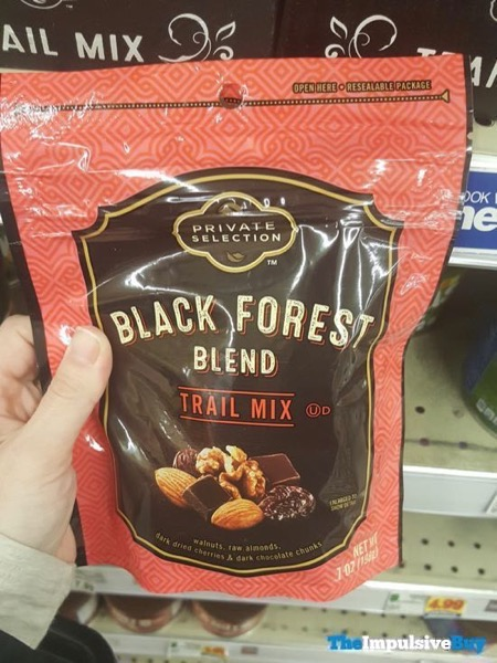 Kroger Private Selection Black Forest Blend Trail Mix