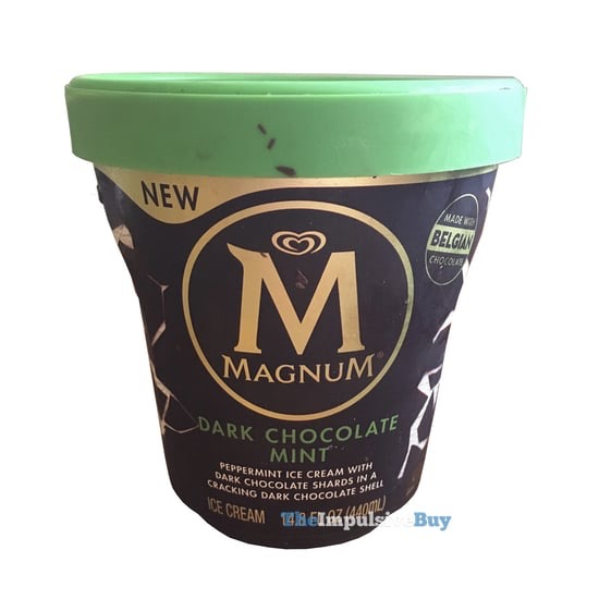 Magnum Dark Chocolate Mint Ice Cream