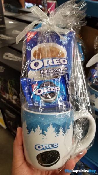Oreo Hot Cocoa Mug Set