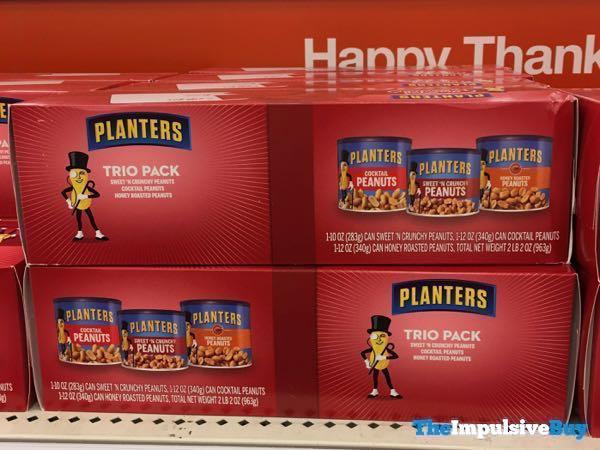 Planters Trio Pack