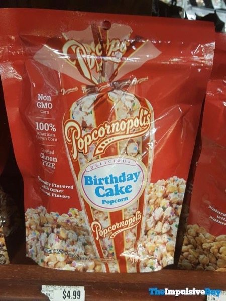Admirable Popcornopolis Birthday Cake Popcorn The Impulsive Buy Funny Birthday Cards Online Fluifree Goldxyz