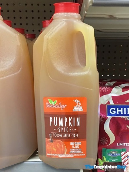 Riveridge Pumpkin Spice Apple Cider