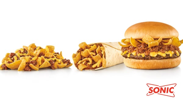 Sonic Fritos Chili Cheese Faves