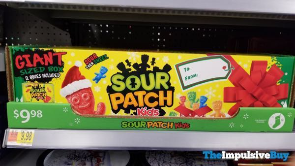 Sour Patch Kids Giant Sized Box