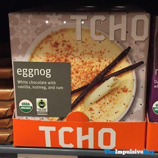 TCHO Eggnog Bar