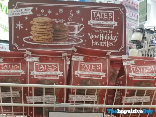 Tate s Bake Shop Double Chocolate Peppermint Cookies