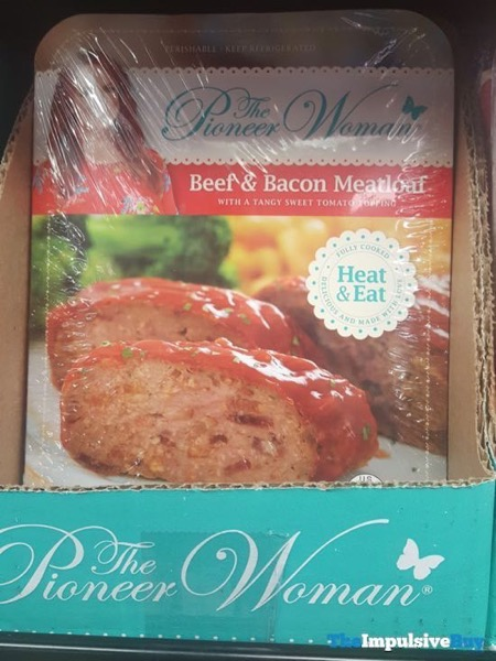 The Pioneer Woman Beef  Bacon Meatloaf