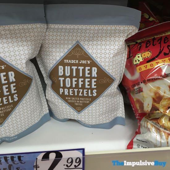 Trader Joe s Butter Toffee Pretzels