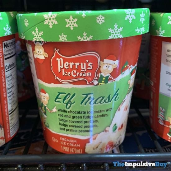Perry's Elf Trash Ice Cream