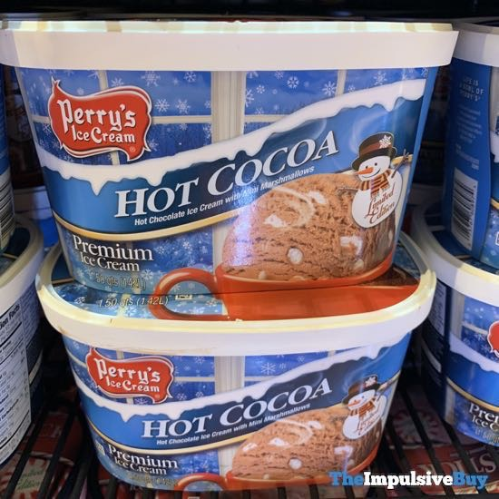 Perry s Hot Cocoa Ice Cream