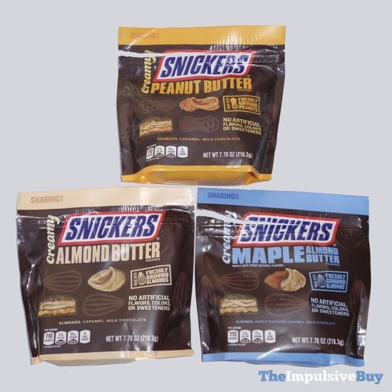 Creamy Snickers Bars 6