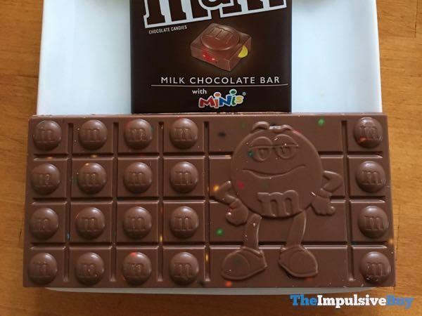M Ms Chocolate Bars Pic 2 JPG