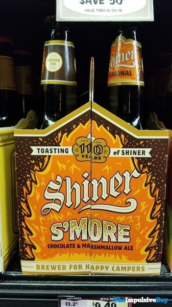 Shiner S more Chocolate  Marshmallow Ale