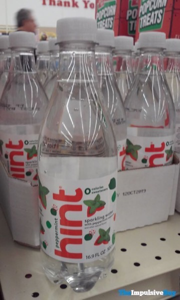 Hint Peppermint Sparkling Water