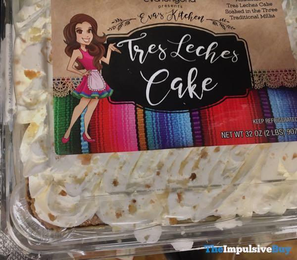 Eva Longoria Presents Eva s Kitchen Tres Leches Cake