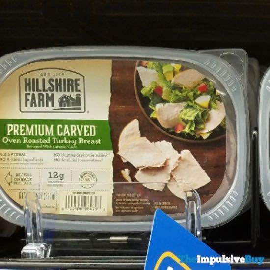 Hillshire Farm Premium Carved Oven Roasted Turkey Breast