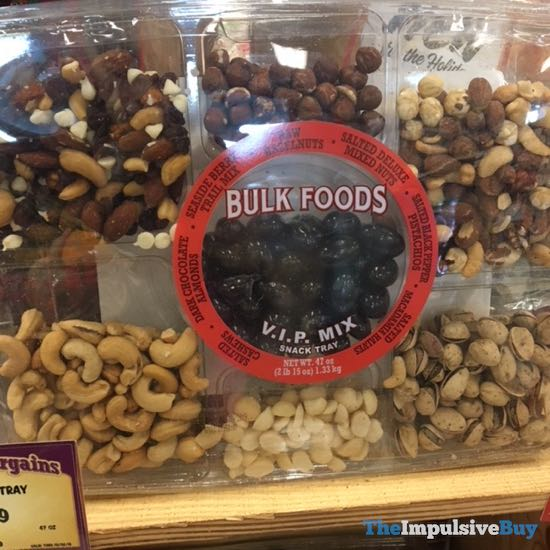 Sprouts Bulk Foods V I P Mix Snack Tray