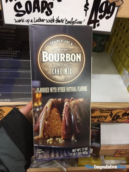 Trader Joe s Bourbon Cake Mix