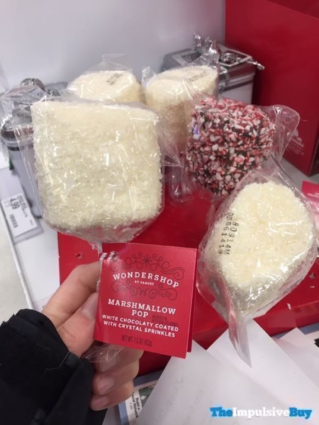Wondershop at Target White Chocolate Marshmallow Pop
