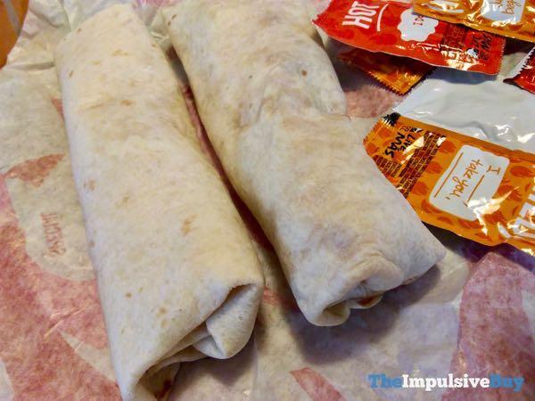 Taco Bell Grande Burritos
