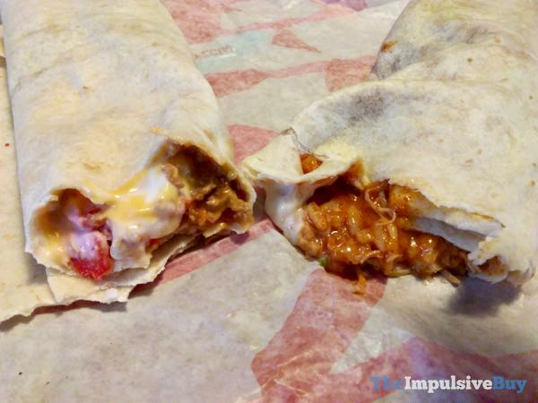 Taco Bell Grande Burritos 4
