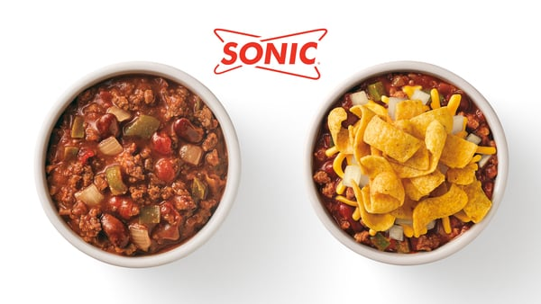 Sonic Hearty Chili Bowl