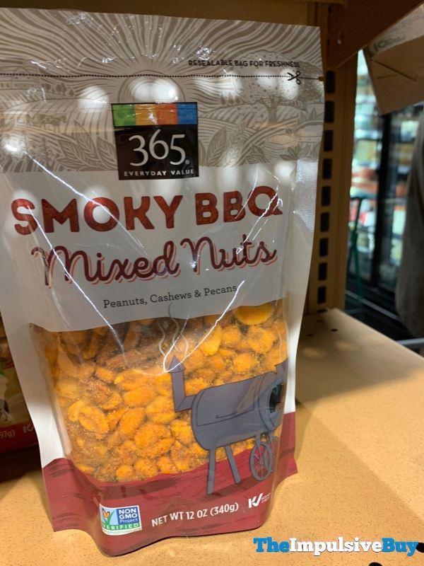 365 Everyday Value Smoky BBQ Mixed Nuts