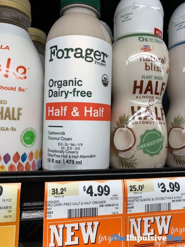 Forager Project Organic Dairy Free Half  Half