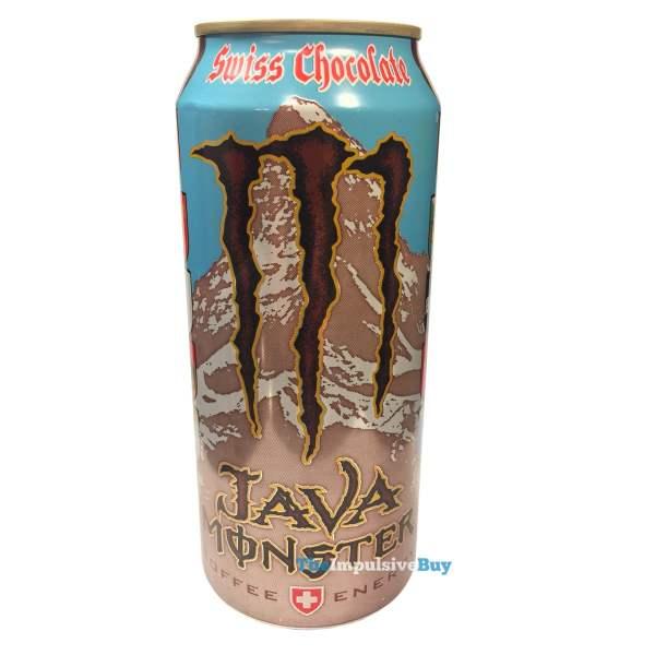 Java Monster Swiss Chocolate