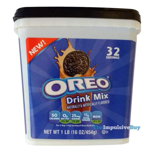 Oreo Drink Mix