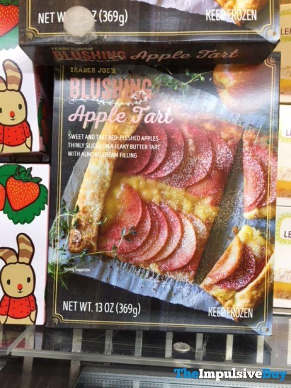 Trader Joe s Blushing Apple Tart