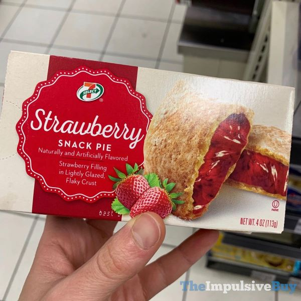 7 Select Strawberry Snack Pie