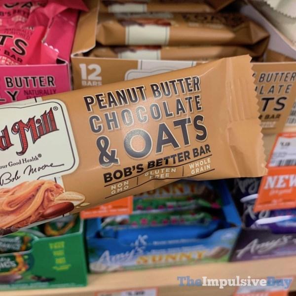 Bob s Red Mill Peanut Butter Chocolate  Oats Bob s Better Bar
