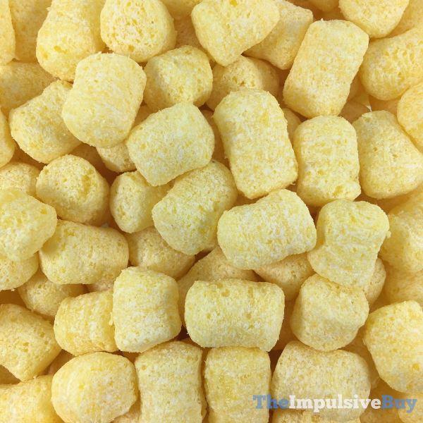 Cheetos White Cheddar Bites Closeup