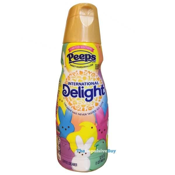 International Delight Limited Edition Peeps Creamer