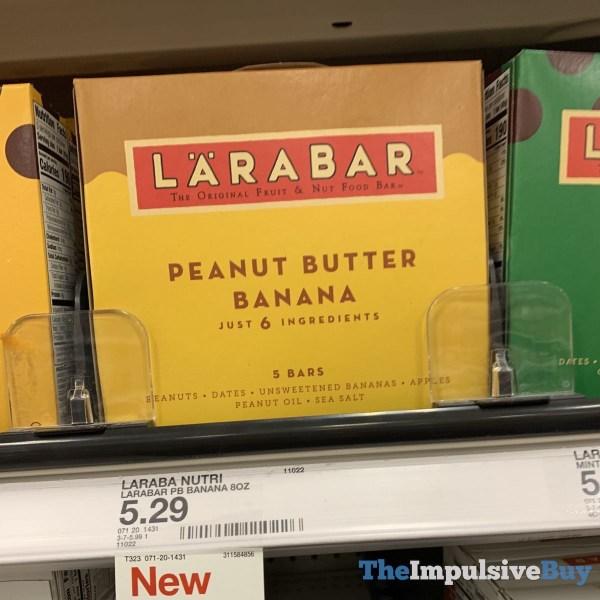 Larabar Peanut Butter Banana Bars