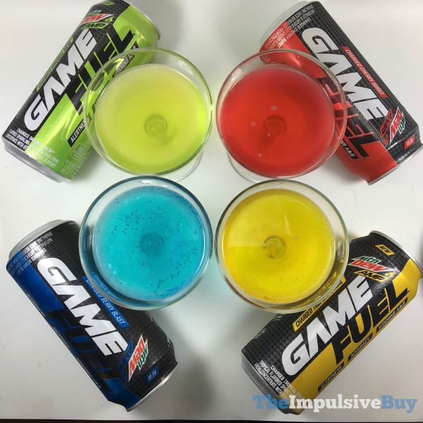 Mtn Dew Amp Game Fuel 2