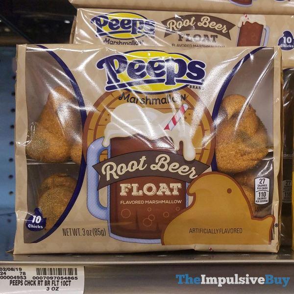 Peeps Root Beer Float Marshmallow