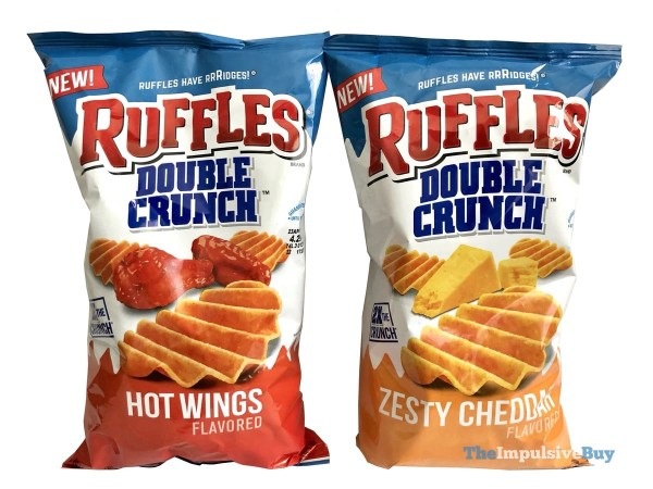Ruffles Double Crunch Potato Chips