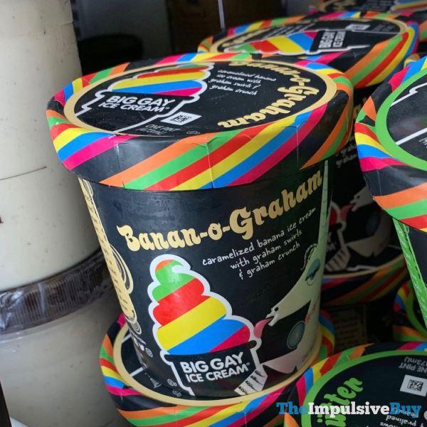 Big Gay Ice Cream Banan o Graham