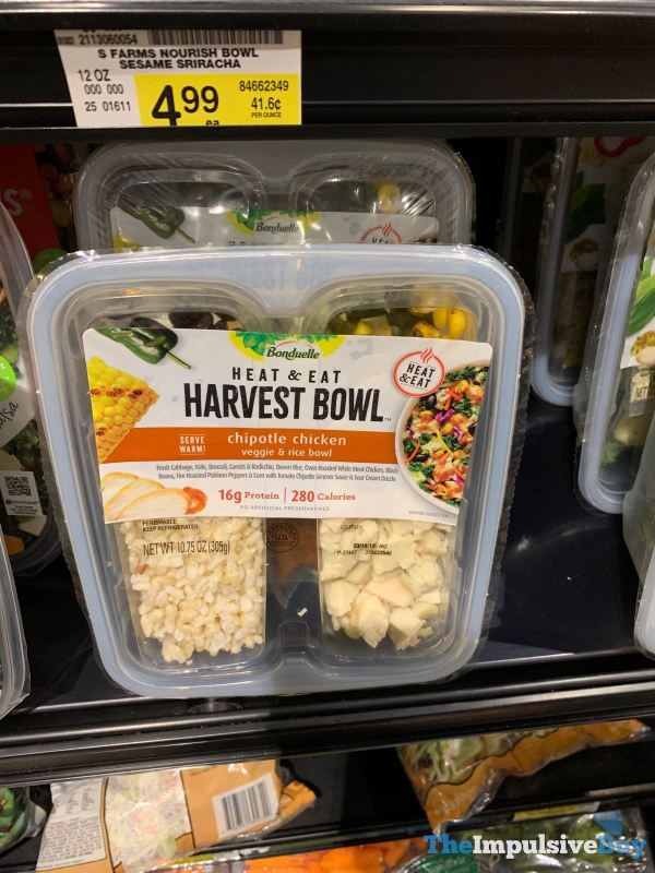 Bonduelle Harvest Bowl Chipotle Chicken