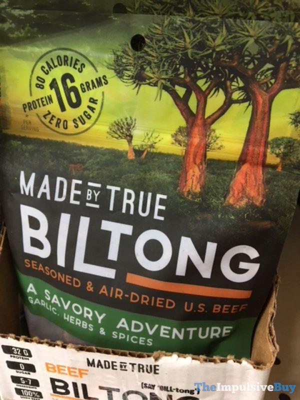 Made by True Biltong A Savory Adventure