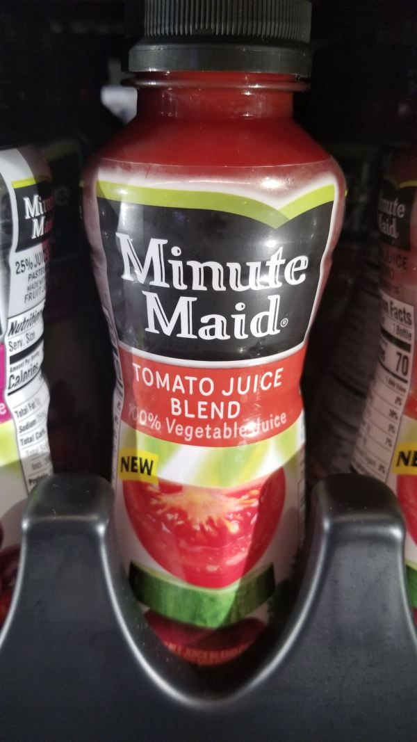 Minute Maid Tomato Juice Blend