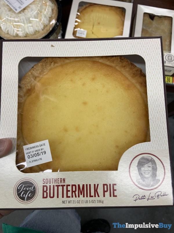 Patti s Good Life Southern Buttermilk Pie
