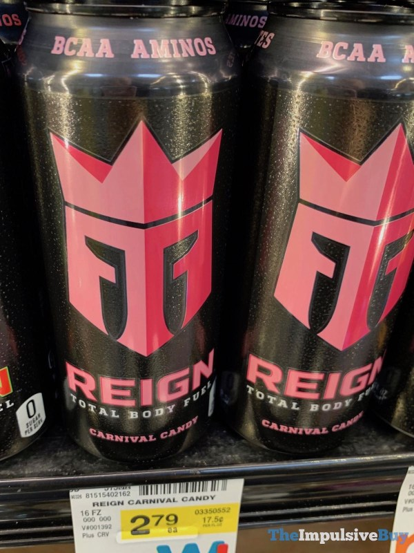 Reign Carnival Candy Total Body Fuel